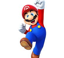 Mario by furandesu