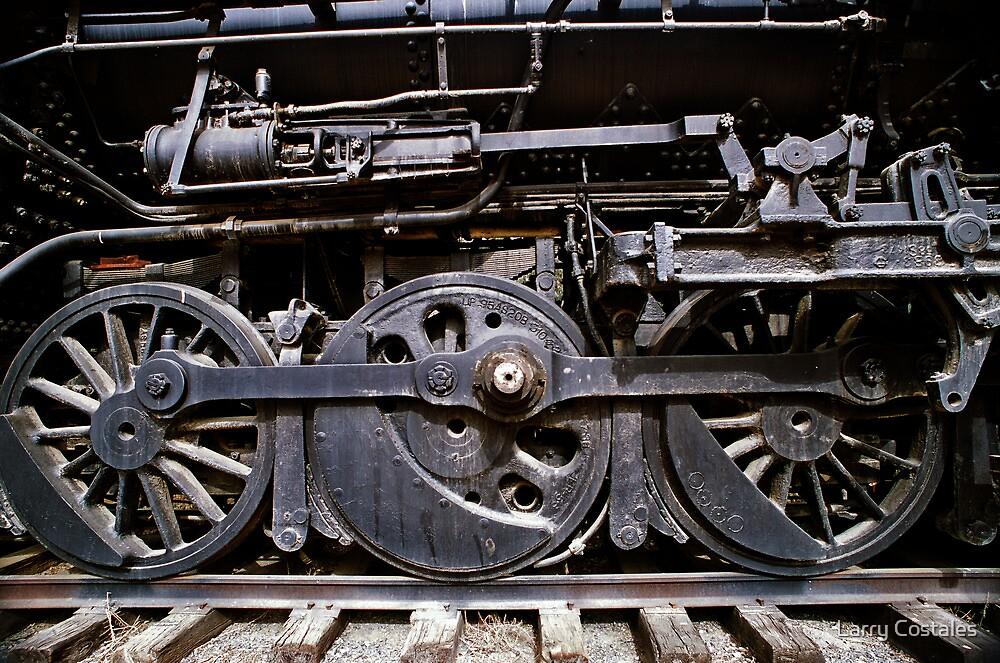 Trail Wheels In Black - Perris, CA by Larry3