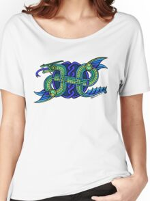 Knotwork Ogopogo Women's Relaxed Fit T-Shirt