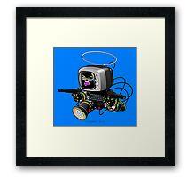ZED HEX v1.3 Framed Print