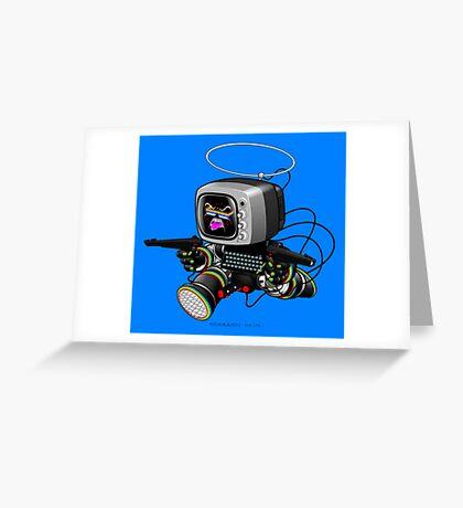 ZED HEX v1.3 Greeting Card