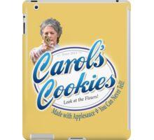 Famous Carol's Cookies Logo iPad Case/Skin