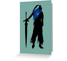 Abyss Knight - Inverse Greeting Card