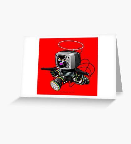 ZED HEX v1.2 Greeting Card