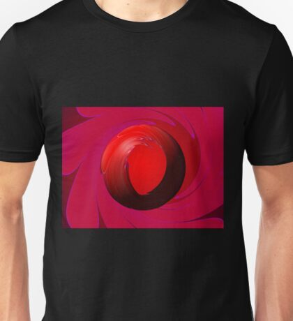 Empty, Yet Filled With Light  (Digital Art) Unisex T-Shirt