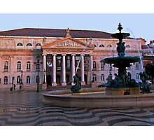 Lisbon's icon- Portugal Photographic Print