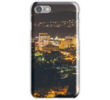 Hobart Cityscape iPhone Case/Skin