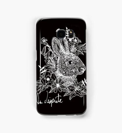 Rabbit Noir Samsung Galaxy Case/Skin