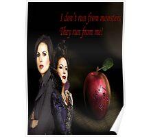 Regina Mills/Evil Queen Poster