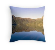 Trout fishing anybody ? Throw Pillow