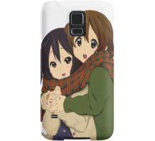 Yui and Azusa Samsung Galaxy Case/Skin