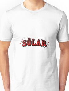 SÖLAR POKER  Unisex T-Shirt