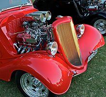 Classic Cars around Adelaide by Ferenghi