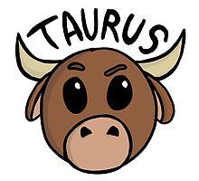 Taurus - The Stubborn Bull by ezzitheexplorer
