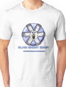 Ghost Bear Community Logo Unisex T-Shirt