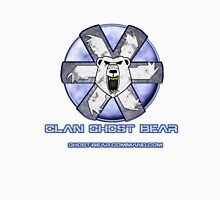 Ghost Bear Community Logo Unisex T-Shirt