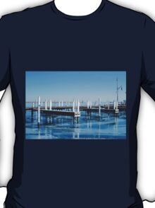 Frozen Lake Michigan  T-Shirt