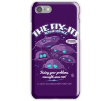 The Fix-Its Repair Service iPhone Case/Skin