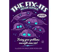 The Fix-Its Repair Service Photographic Print