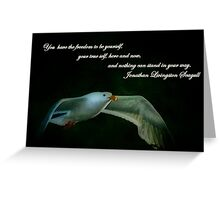 Soar Greeting Card