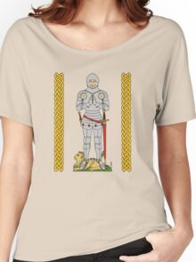 English Knight Circa 1430 Women's Relaxed Fit T-Shirt