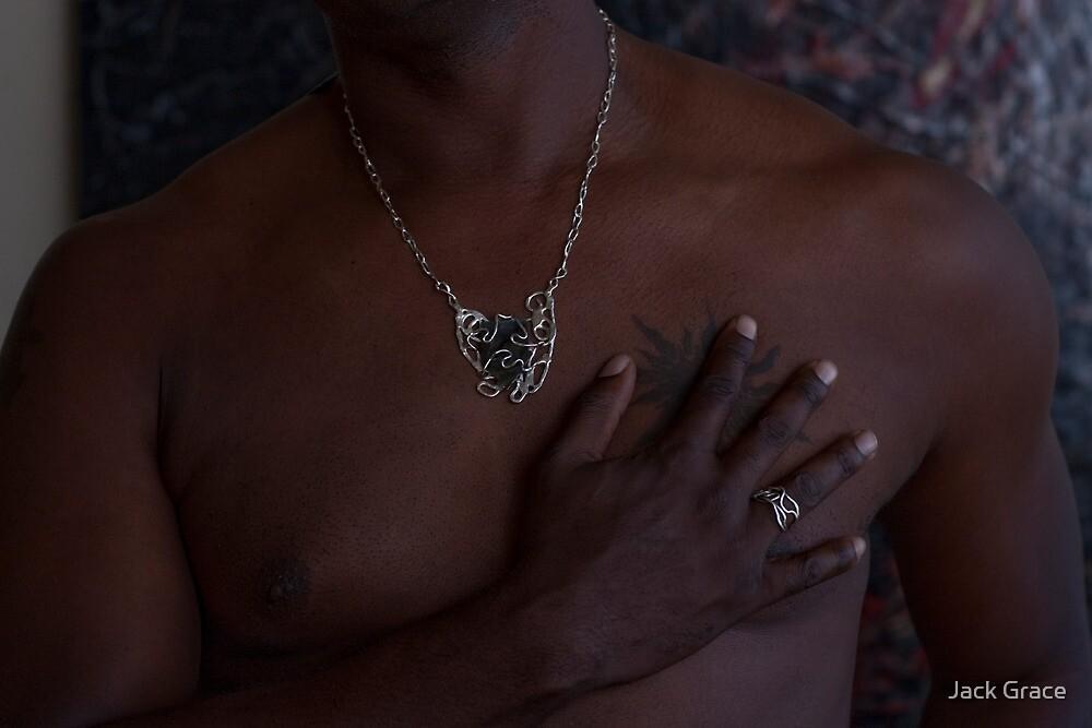 I Pledge My Heart by Jack Grace
