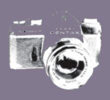 Pentax Spotmatic F by pnjmcc