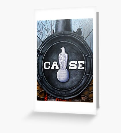 Case proud Greeting Card