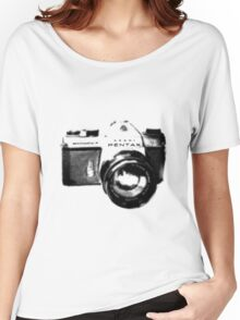Classic Pentax Spotmatic F Women's Relaxed Fit T-Shirt