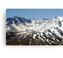The Crater of Mt. St. Helens Canvas Print
