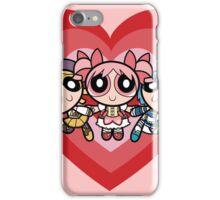 Puella Magi Girls iPhone Case/Skin
