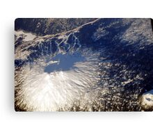 Mt. Jefferson  Canvas Print