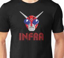 INFRA FACE Unisex T-Shirt