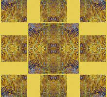 Rock Carpet 9 by Hugh Fathers