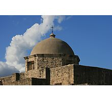 Dome of San Jose Mission Photographic Print