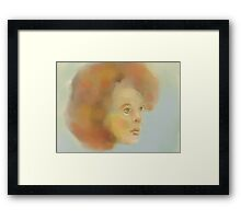 Pastel Pleasure Framed Print