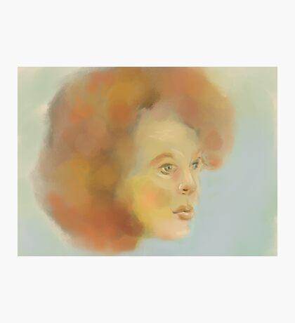 Pastel Pleasure Photographic Print