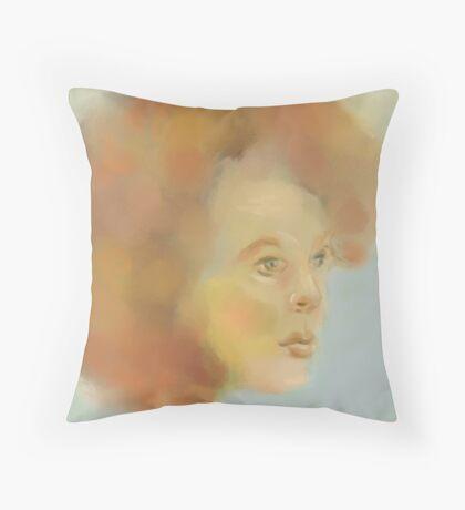 Pastel Pleasure Throw Pillow