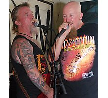 Old rockers Photographic Print
