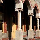 Pillars by Karen E Camilleri