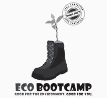 Boho Joe's Eco Bootcamp by Xavier Russo
