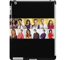 HIMYM/FRIENDS iPad Case/Skin