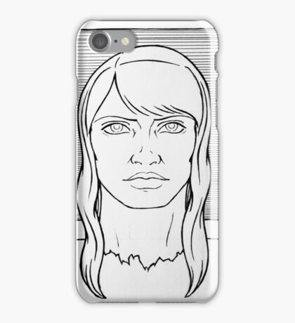 Severed head iPhone Case/Skin