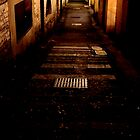The Only Inviting Dark Alley- Sydney by kaledyson