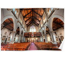 St Mary's Church • Warwick • Queensland Poster
