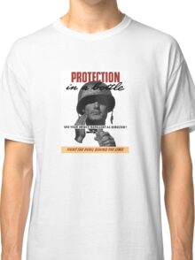 Use Your Insect Repellent As Directed! -- WW2 Classic T-Shirt