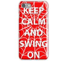 Swing on 2 iPhone Case/Skin