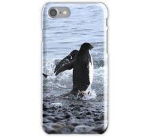Adelie Penguins Antarctica 2 iPhone Case/Skin