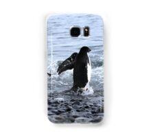Adelie Penguins Antarctica 2 Samsung Galaxy Case/Skin