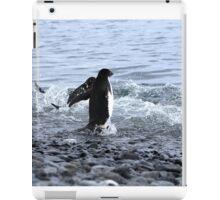 Adelie Penguins Antarctica 2 iPad Case/Skin